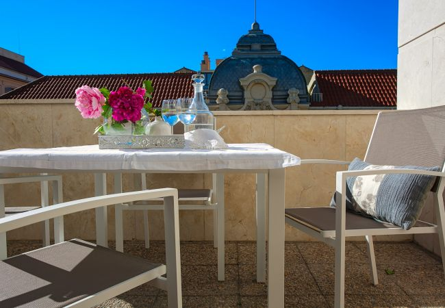Apartamento en Málaga - iloftmalaga Ático Alameda Principal