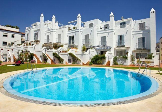 Casa en Nerja - Casa para 5 personas a500 mde la playa