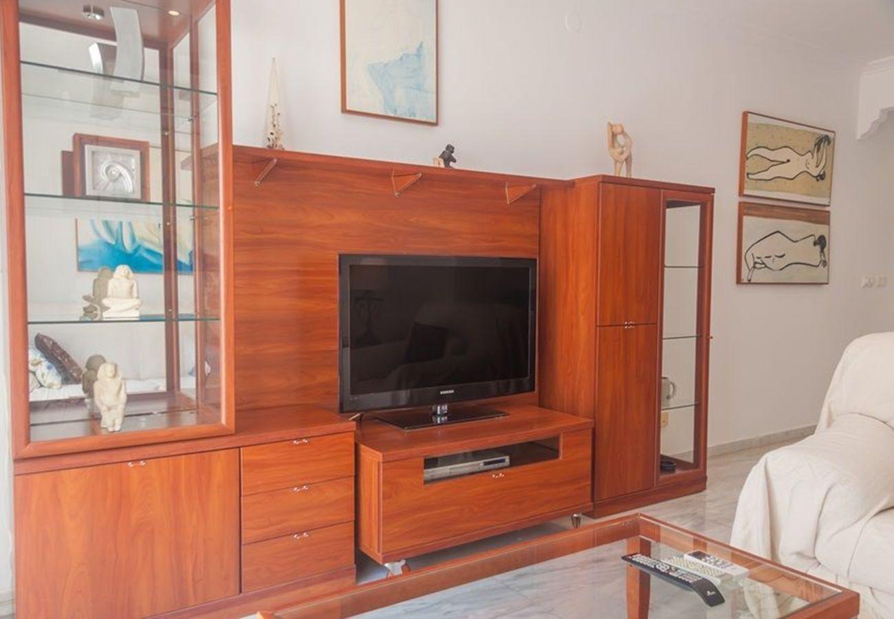 Casa en Nerja - Casa para 4 personas a500 mde la playa