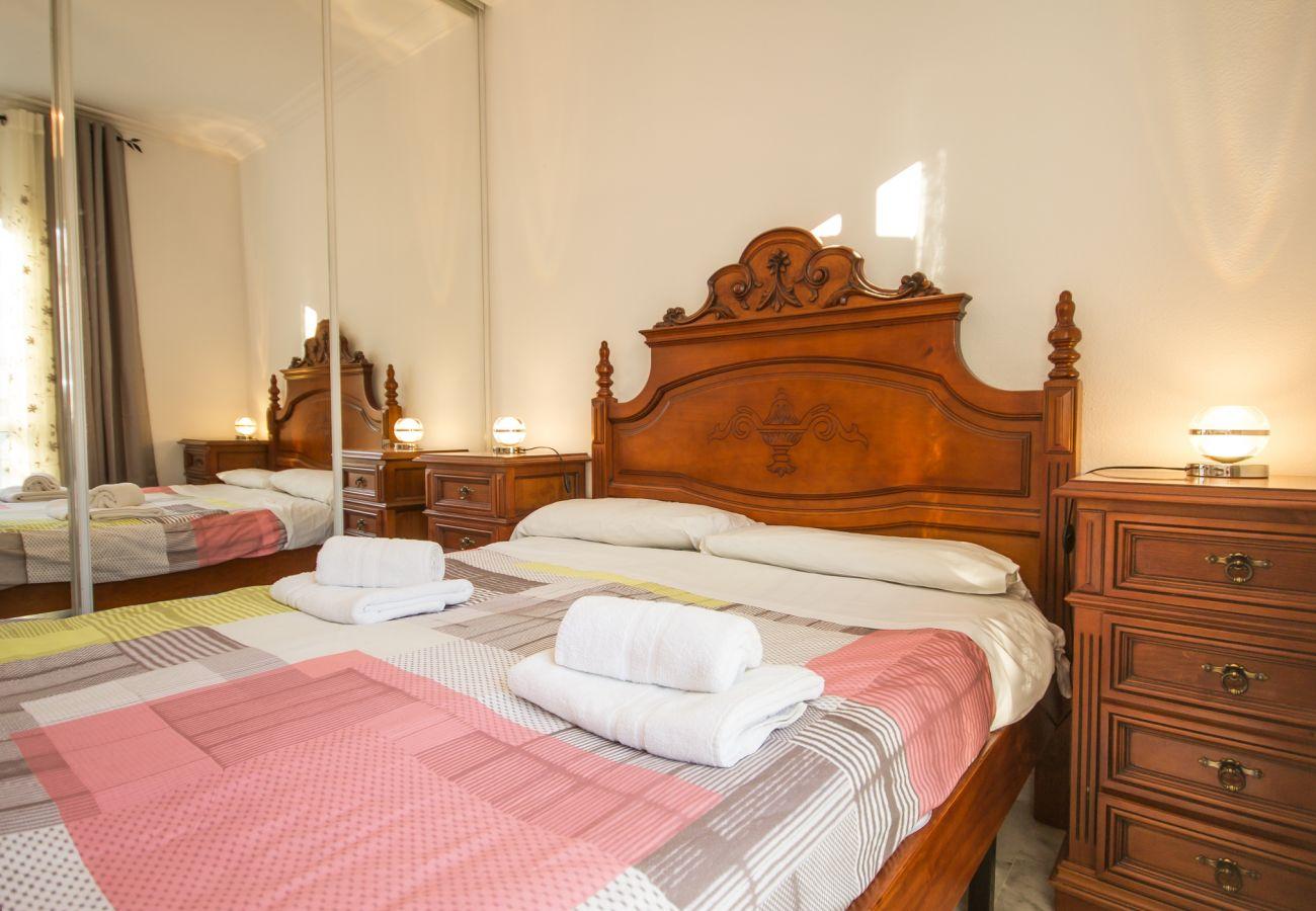 Casa en Nerja - Casa para 6 personas a50 mde la playa