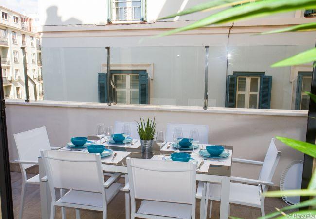 Apartamento en Málaga - ATICO LAS FLORES