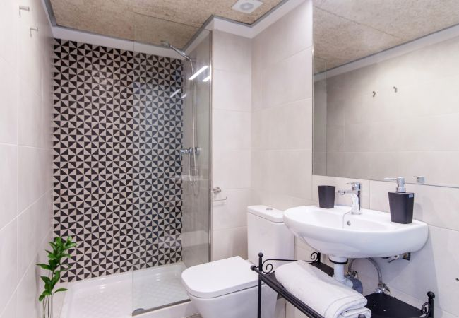 Apartamento en Barcelona - SUITE DELUXE, piso encantandor de diseño en el centro de Barcelona