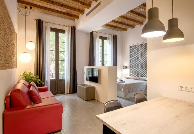 Apartamento en Barcelona - SUITE DELUXE, piso encantador de diseño en Barcelona centro, Eixample