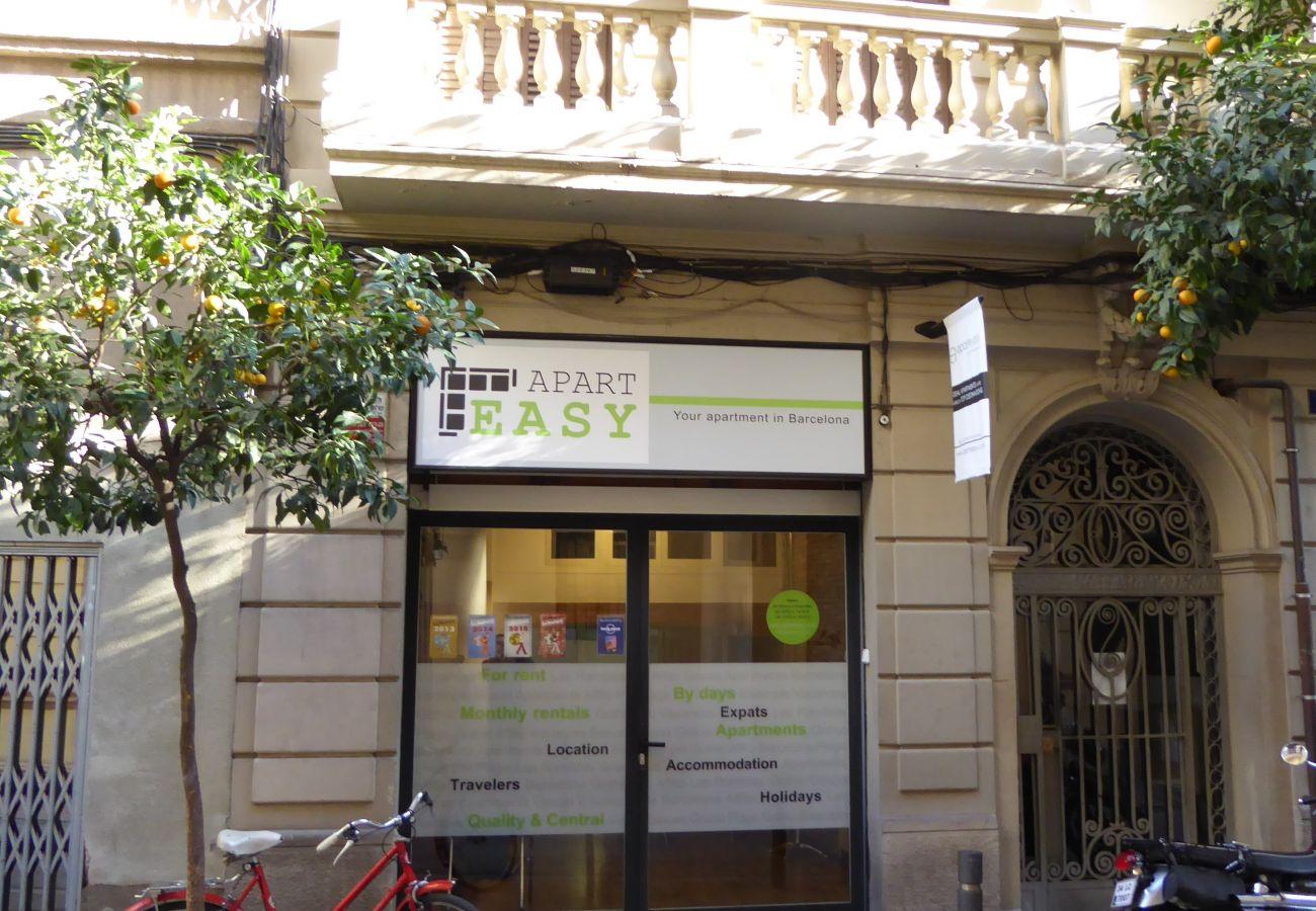 Apartamento en Barcelona - GRACIA BONAVISTA, piso en alquiler reformado y equipado en Barcelona centro
