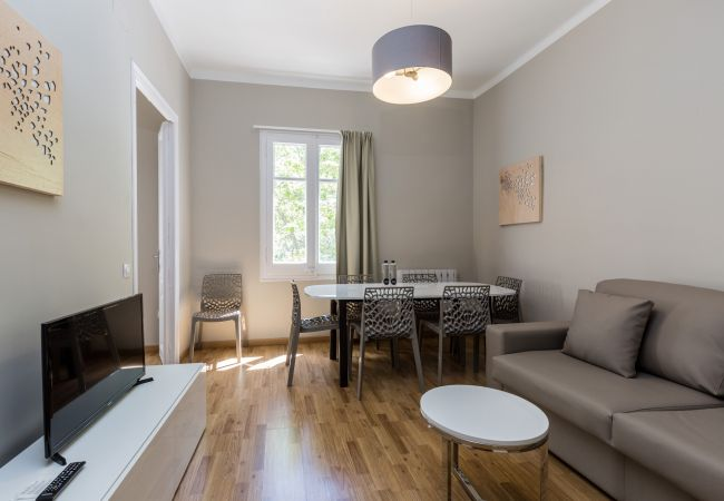 Apartamento en Barcelona - Family CIUTADELLA PARK, piso turístico grande ideal para familias o grupos en Barcelona centro