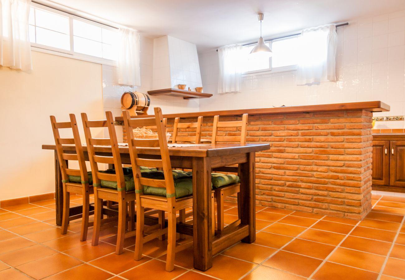 Villa en Nerja - Villa para 10 personas en Nerja