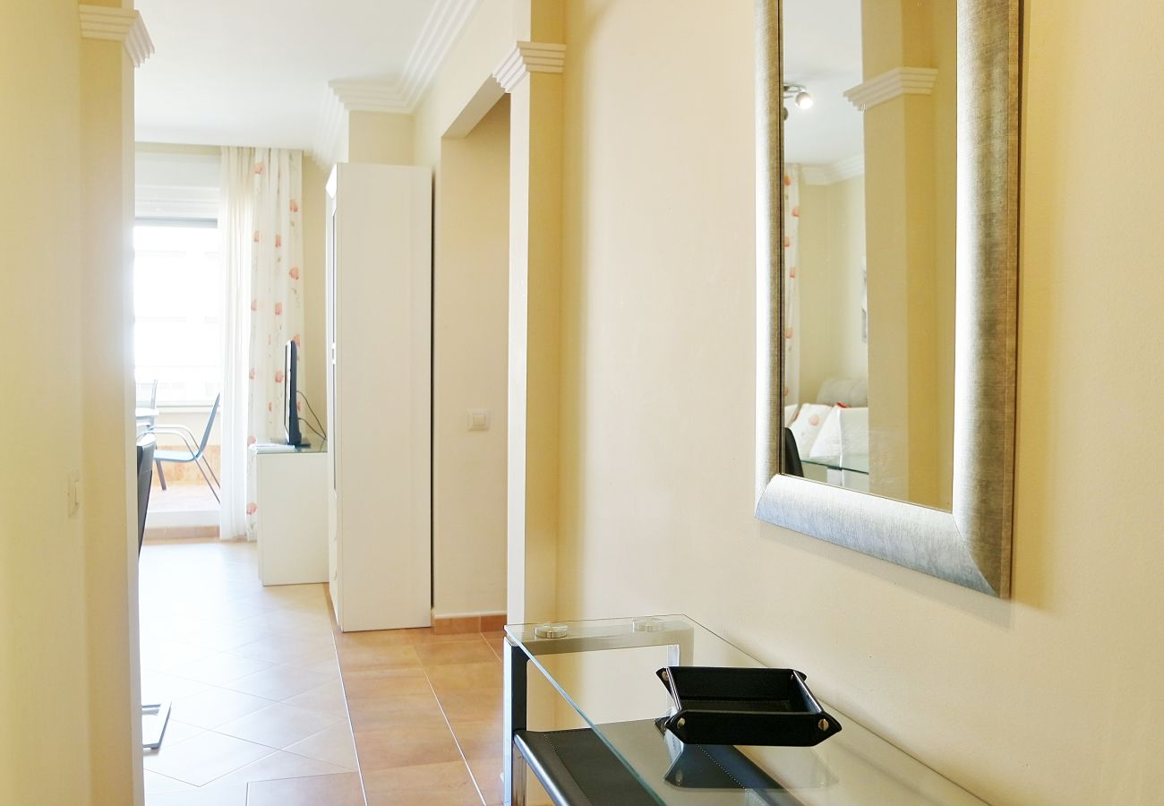 Apartamento en Isla Canela - Apartamento de 2 dormitorios a20 mde la playa