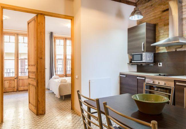 Apartamento en Barcelona - GRACIA 3-2 - Apartamento reformado, muy bonito, con encanto en Gracia.