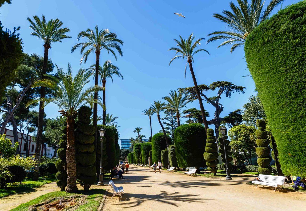 Apartamento en Cádiz - Apartamento para 6 personas en Cádiz