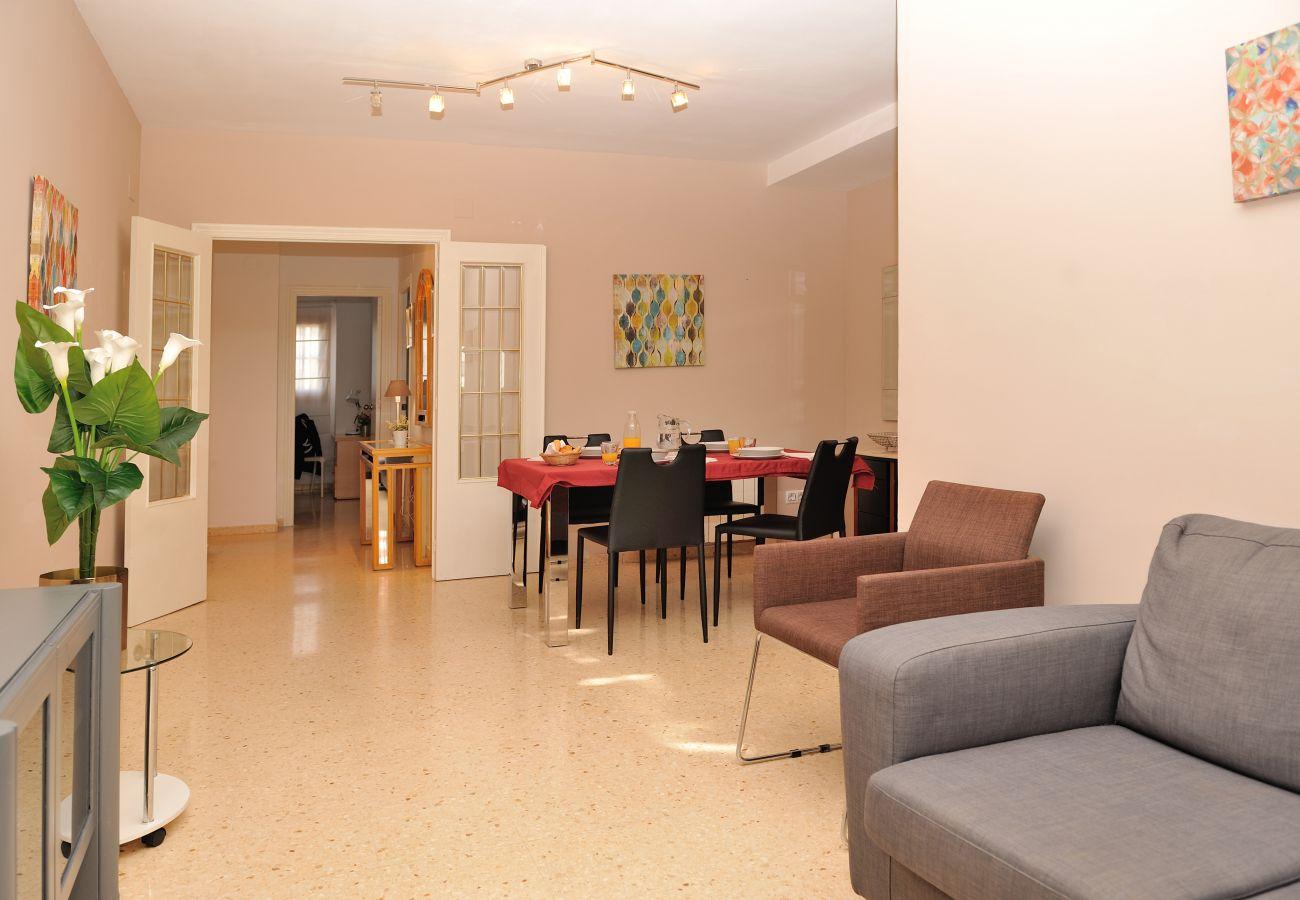 Apartamento en Alboraya - Travel Habitat Port Saplaya