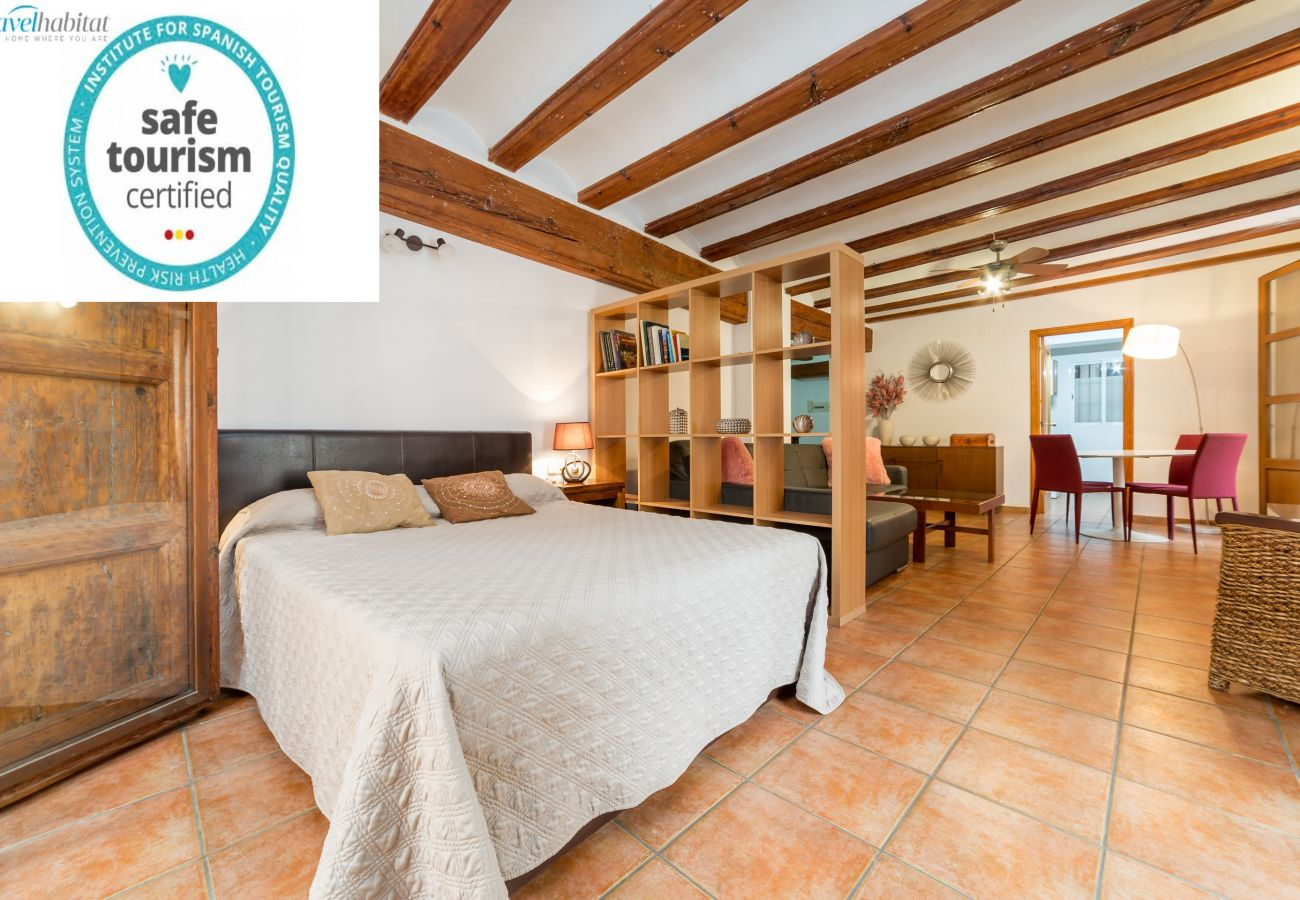 Apartamento en Valencia - Travel Habitat Plaça del Pilar