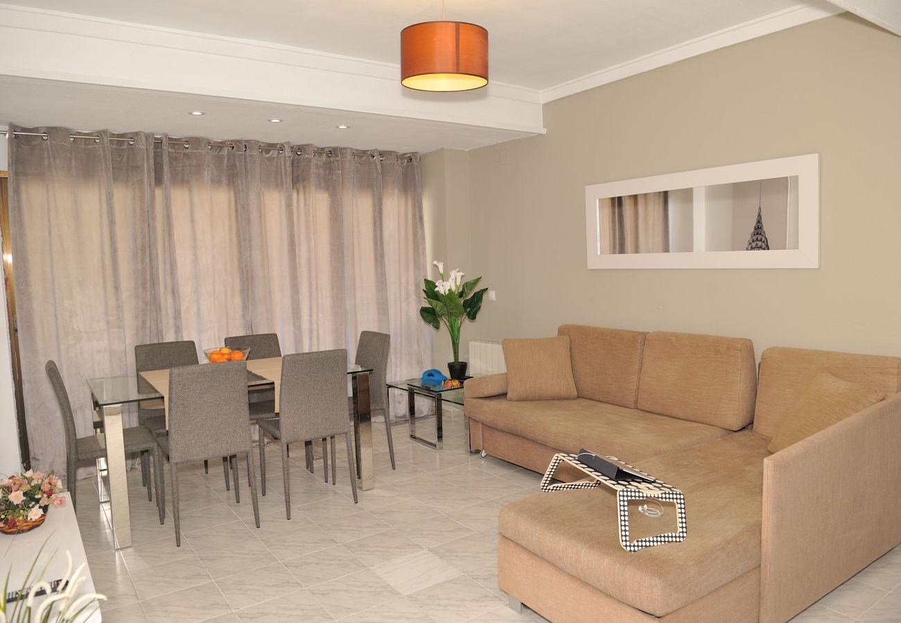 Apartamento en Valencia - Travel Habitat Ruzafa 3 dormitorios
