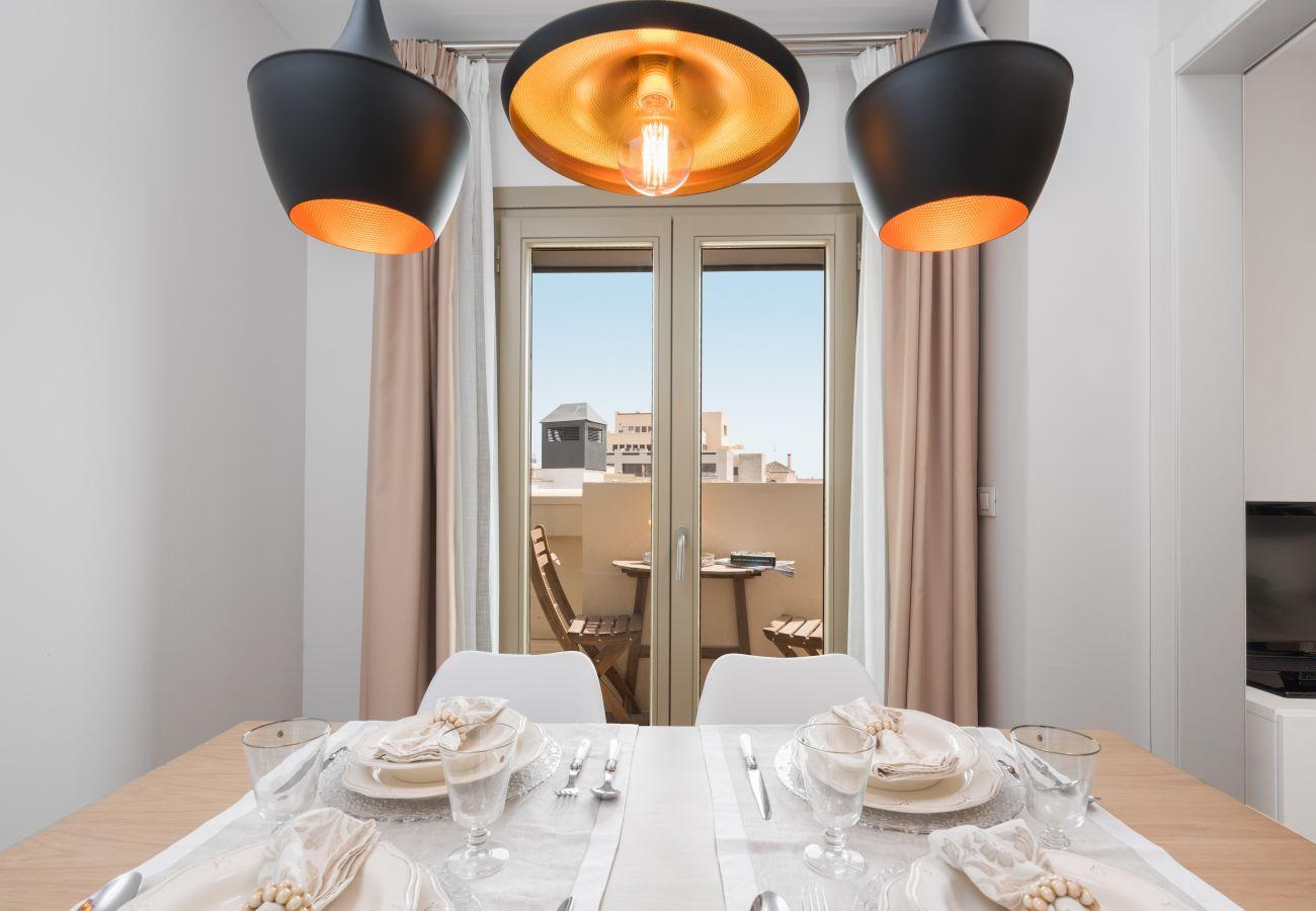Apartamento en Málaga - iloftmalaga Ático Plaza Felix Saenz