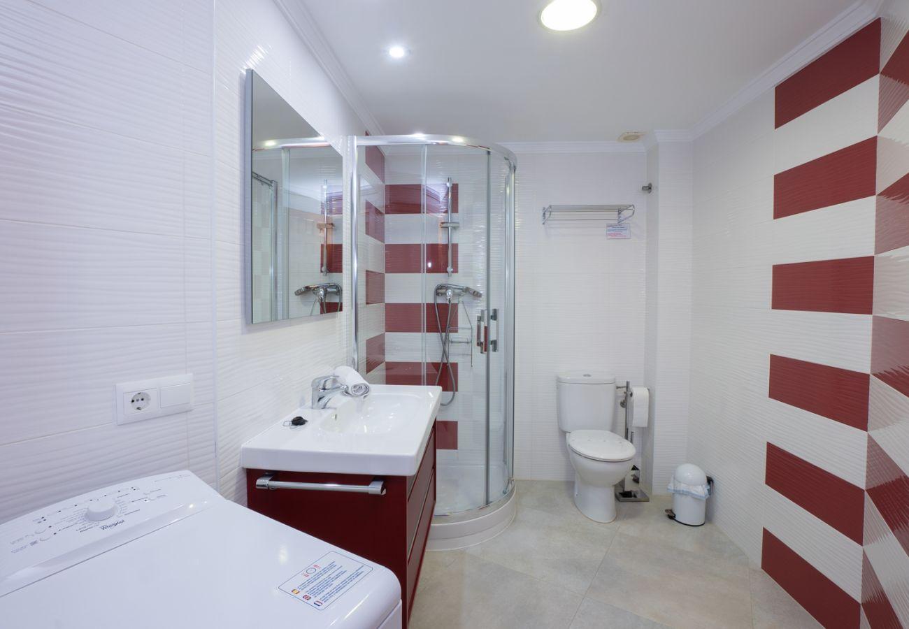 Apartamento en Nerja - Apartamento de 1 dormitorios a100 mde la playa