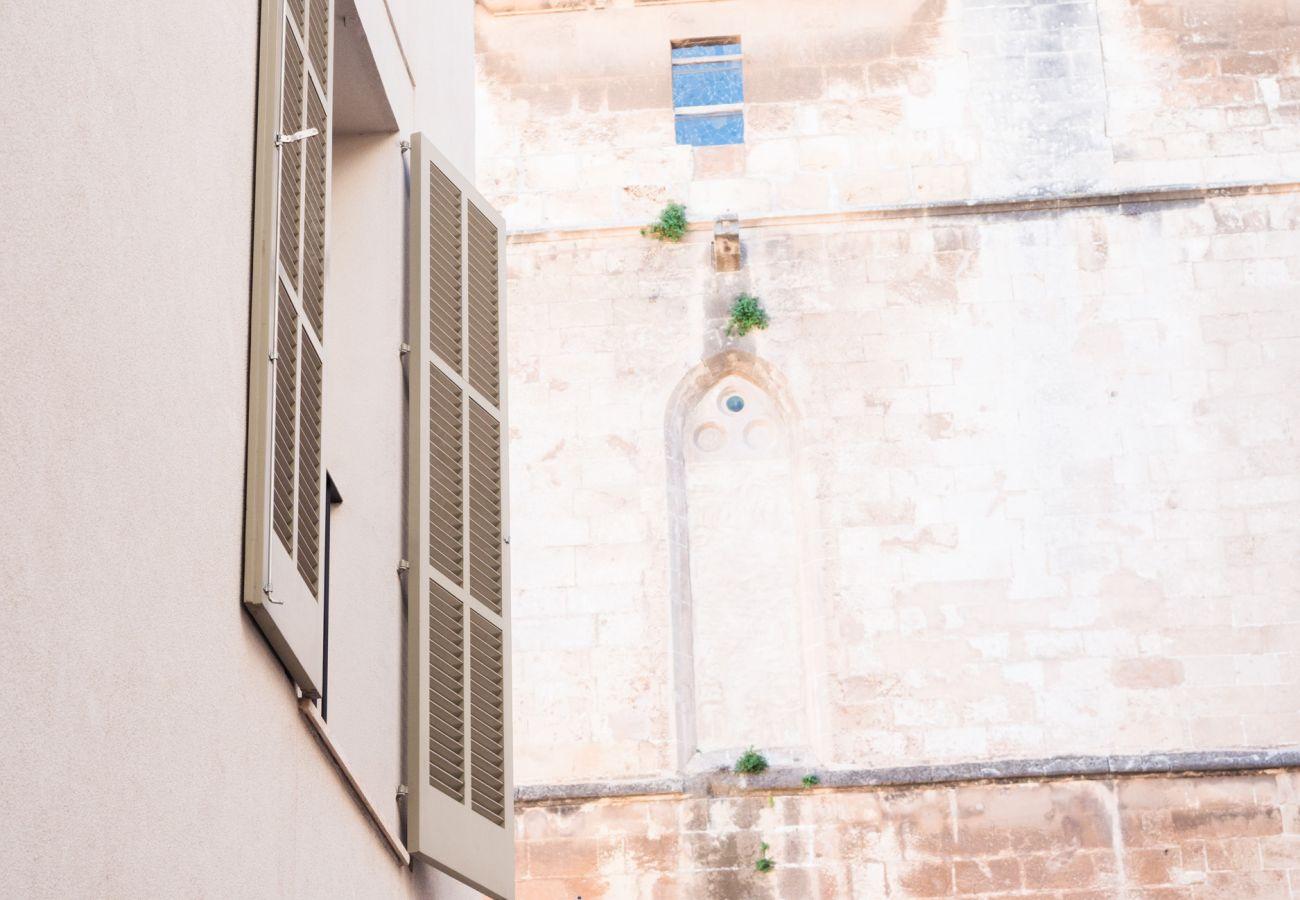 Apartamento en Palma de Mallorca - Apartamento de 1 dormitorios a1 kmde la playa