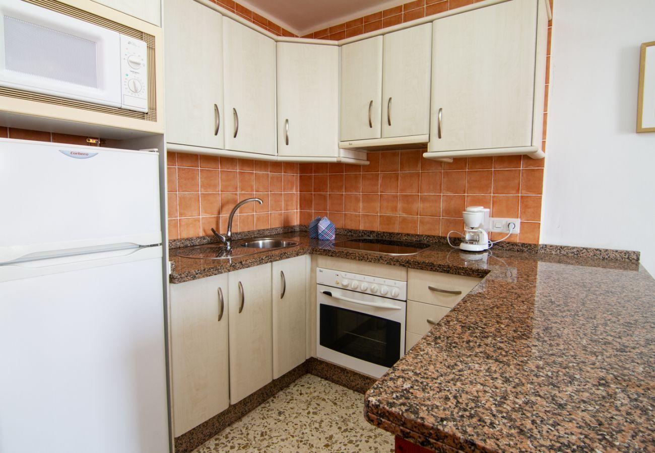 Apartamento en Nerja - Apartamento para 5 personas a2 kmde la playa