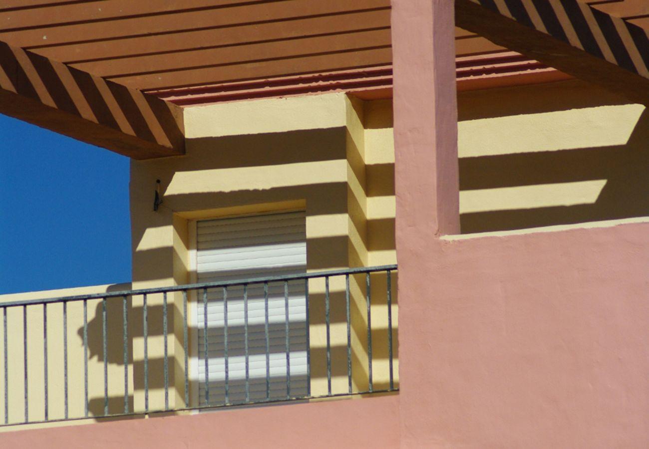 Casa en Tarifa - Casa para 6 personas a150 mde la playa