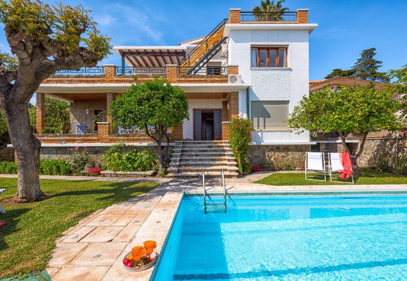 Villa en Málaga - iloftmalaga Villa Fabiola