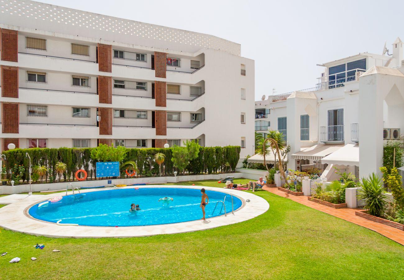 Casa en Nerja - Casa para 4 personas a50 mde la playa