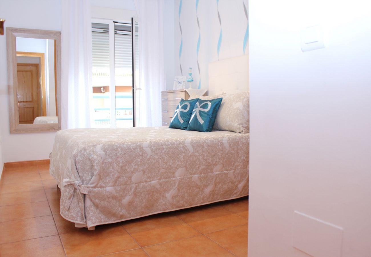 Apartamento en Nerja - Apartamento de 1 dormitorios a200 mde la playa