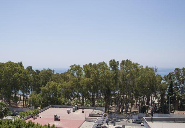 Apartamento en Málaga - Seaview Deluxe Penthouse