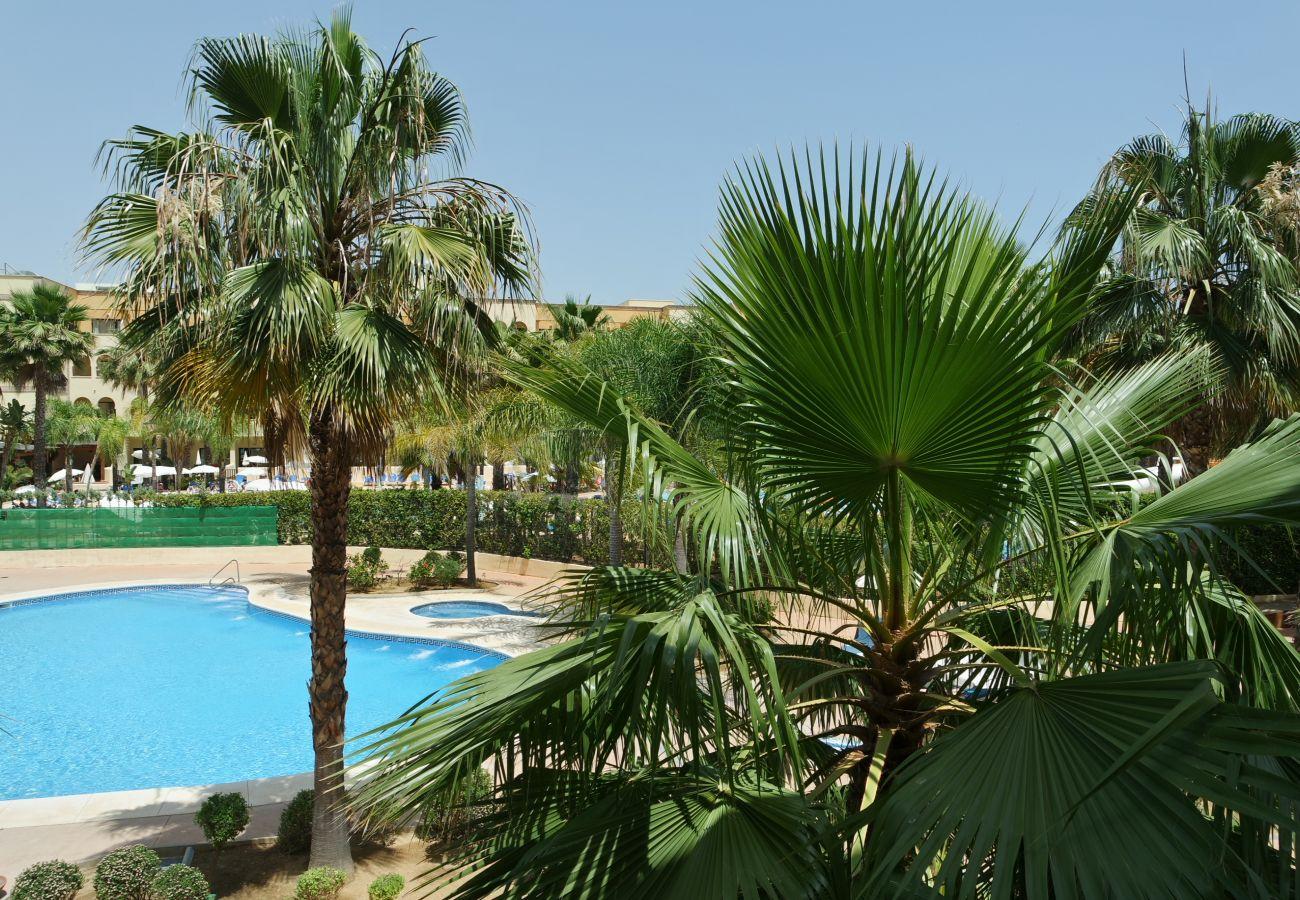 Apartamento en Punta del Moral - Apartamento para 5 personas a60 mde la playa