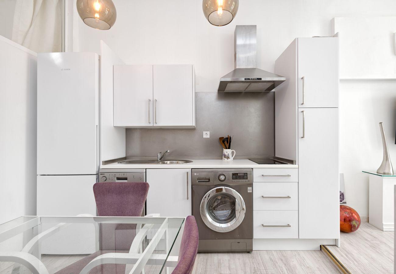 Apartamento en Málaga - iloftmalaga Atelier Suite