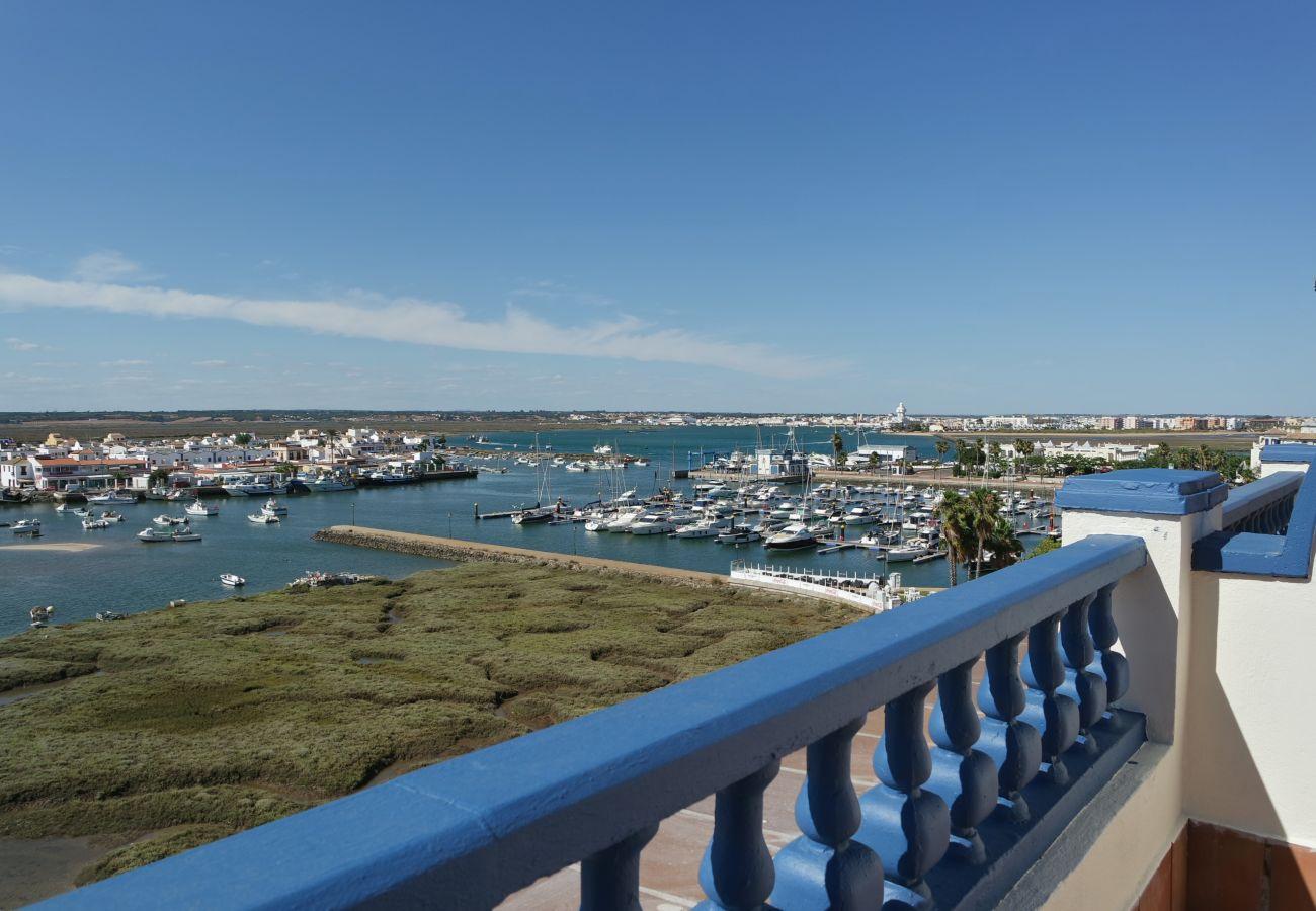 Apartamento en Punta del Moral - Apartamento de 3 dormitorios a200 mde la playa