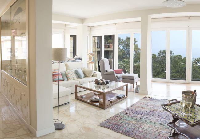 Apartamento en Málaga - Infinity Views Apartment