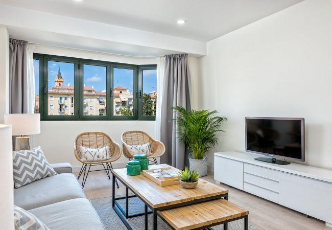 Apartamento en Málaga - iloftmalaga Rosaleda I
