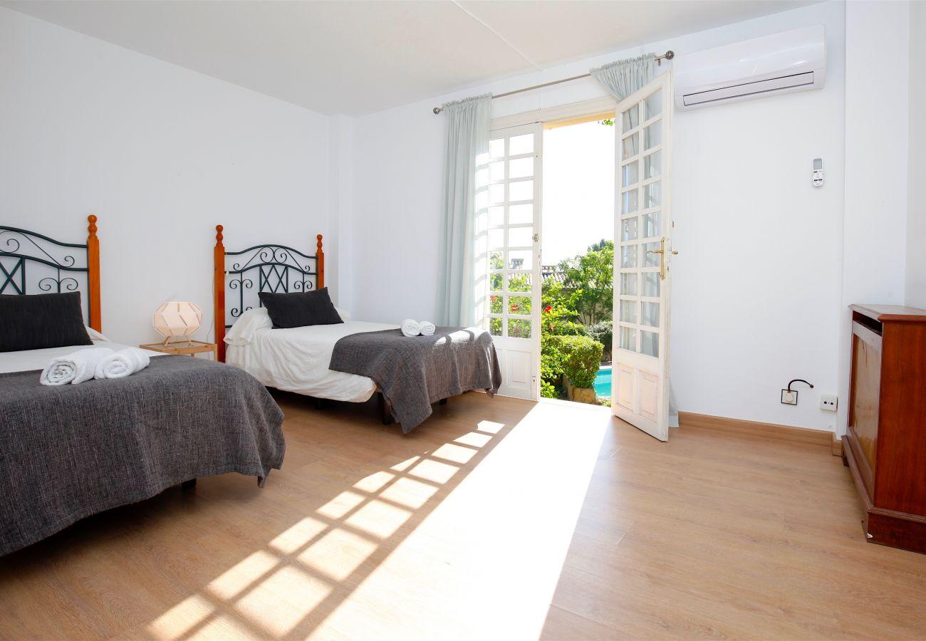 Villa en Palma de Mallorca - Villa de 5 dormitorios en Palma de Mallorca