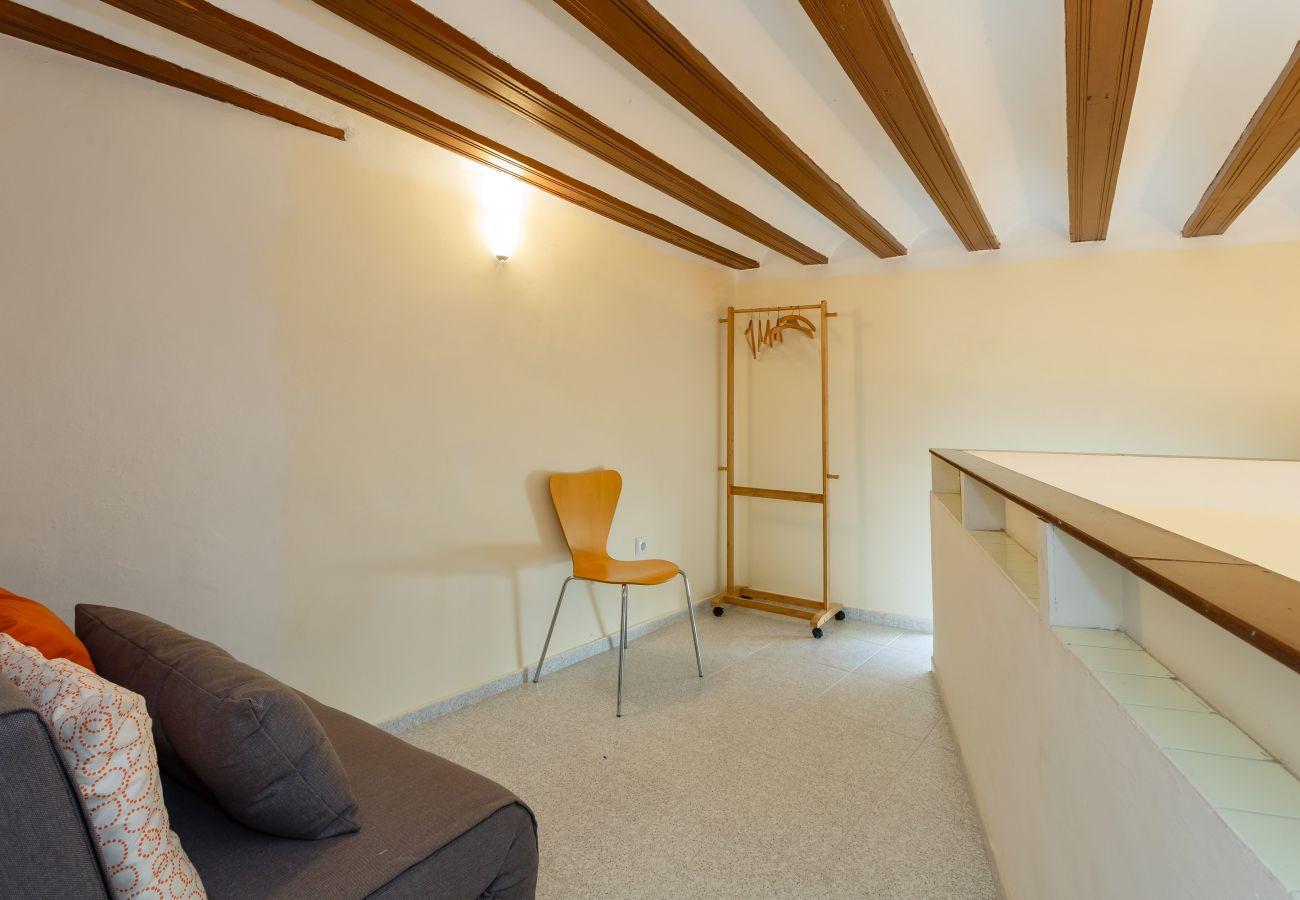 Apartamento en Cádiz - Apartamento para 5 personas a900 mde la playa