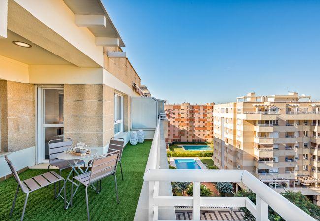 Apartamento en Málaga - iloftmalaga Ciudad de la Justicia II
