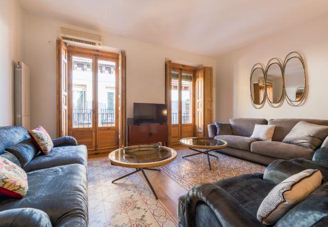 Apartamento en Madrid - ZZ M (LUN5) Downtown Gran Vía Broadway Madrid