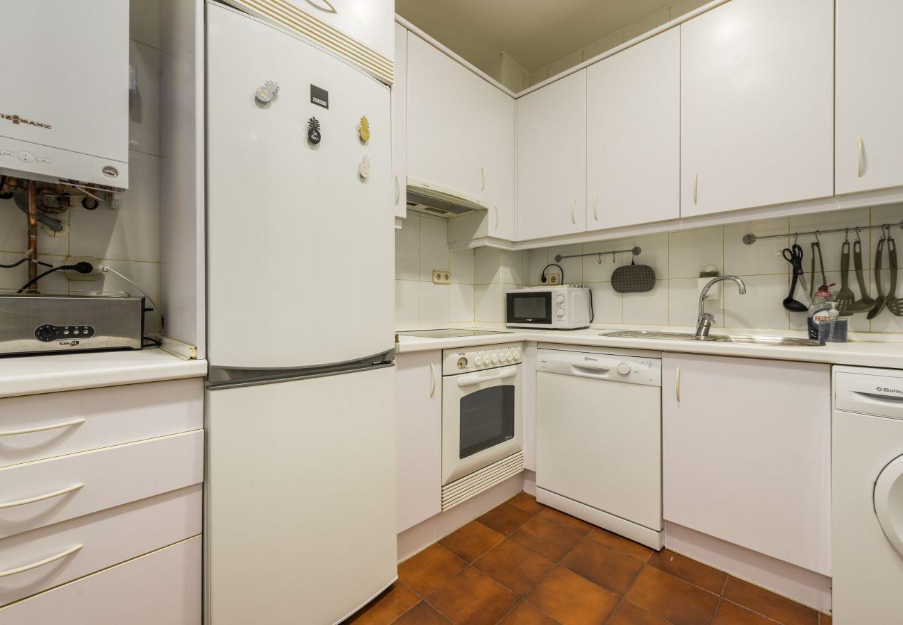 Apartamento en Madrid - Madrid Downtown Nuevos Ministerios - Castellana - Chamberí M (MPA14)
