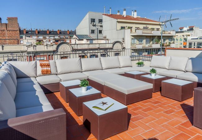 Apartamento en Barcelona - EIXAMPLE CENTER DELUXE B