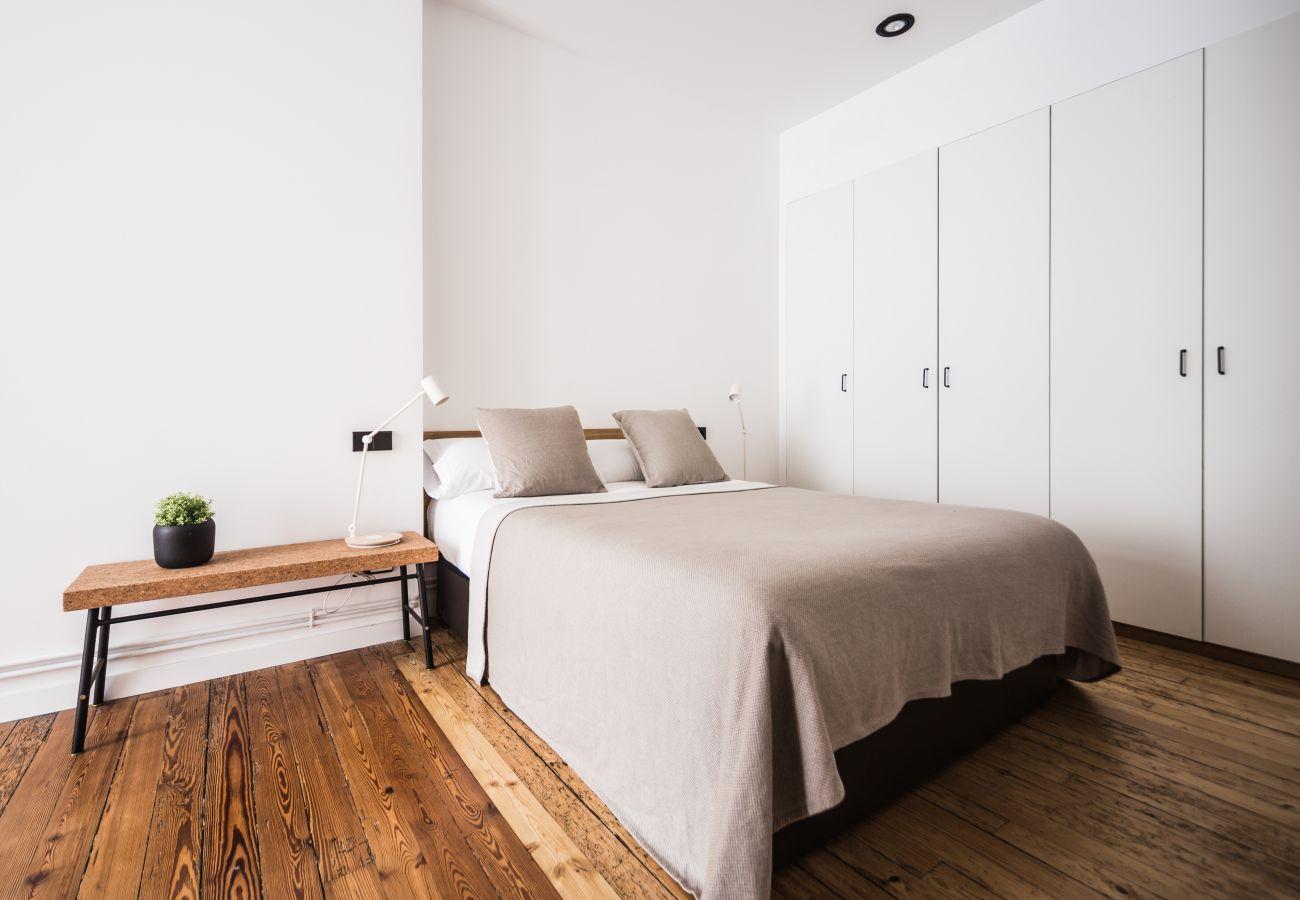 Apartamento en San Sebastián - Apartamento para 6 personas en San Sebastián