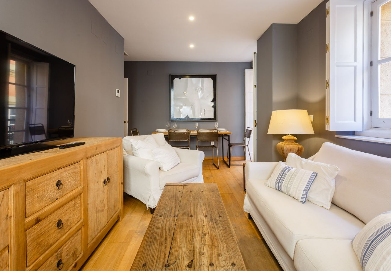 Apartamento en Cádiz - Apartamento con aire acondicionado a1 kmde la playa