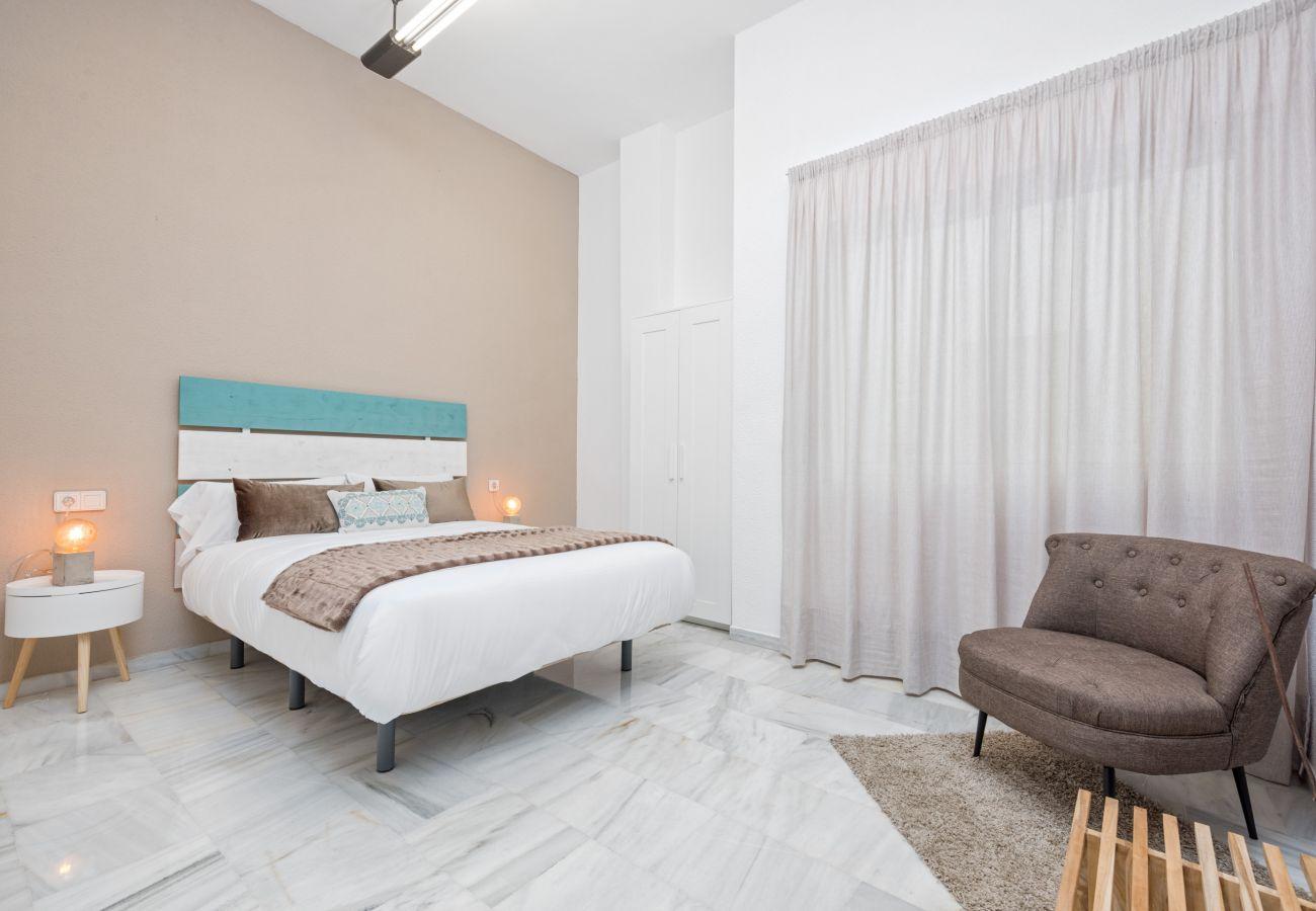 Apartamento en Málaga - iloftmalaga Carretería II