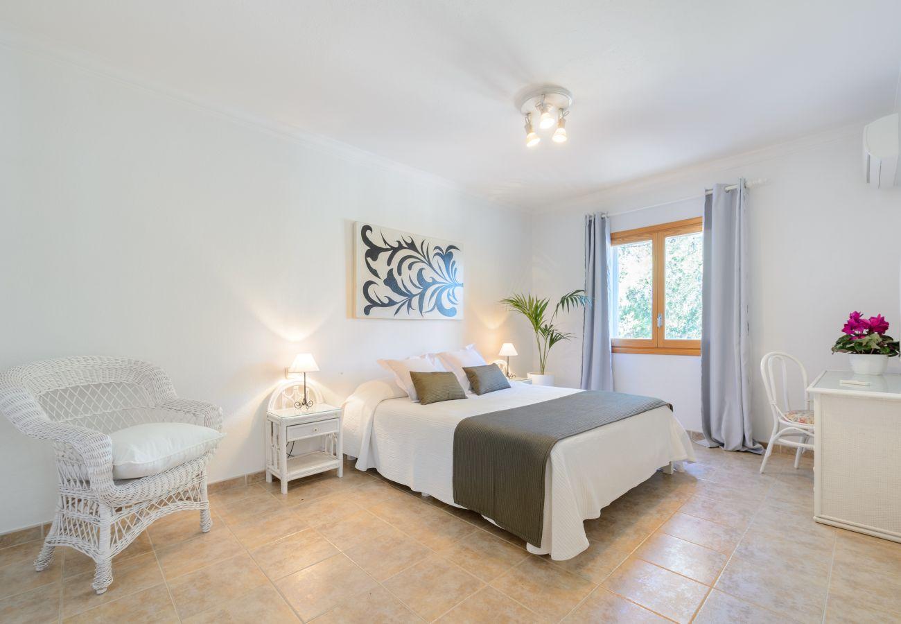 Villa en Ibiza - Villa con piscina en Ibiza
