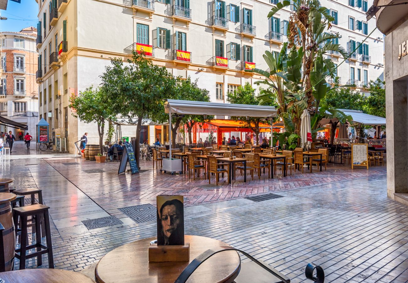 Apartamento en Málaga - iloftmalaga Plaza de las Flores I