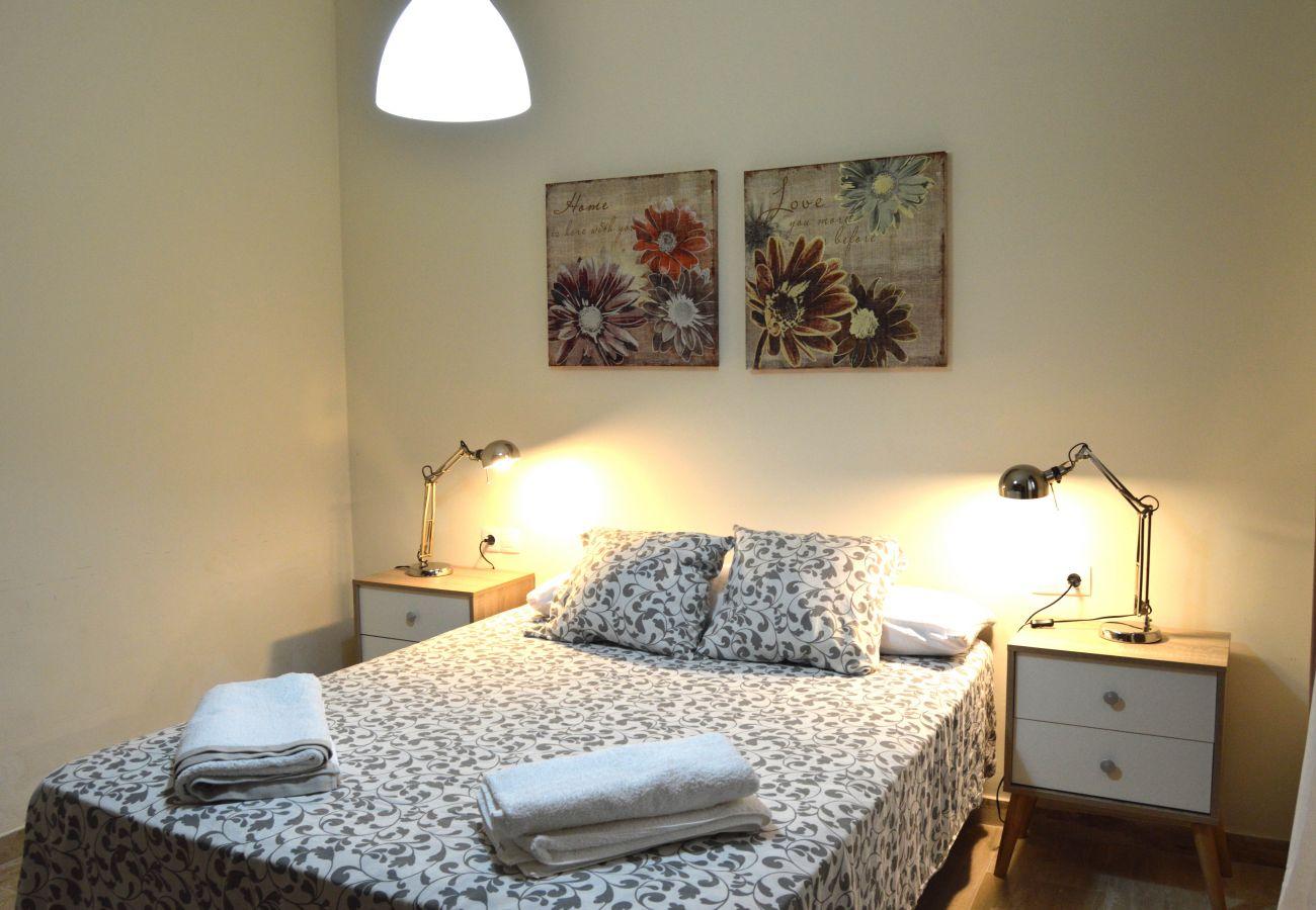 Apartamento en Cádiz - Apartamento para 4 personas a150 mde la playa