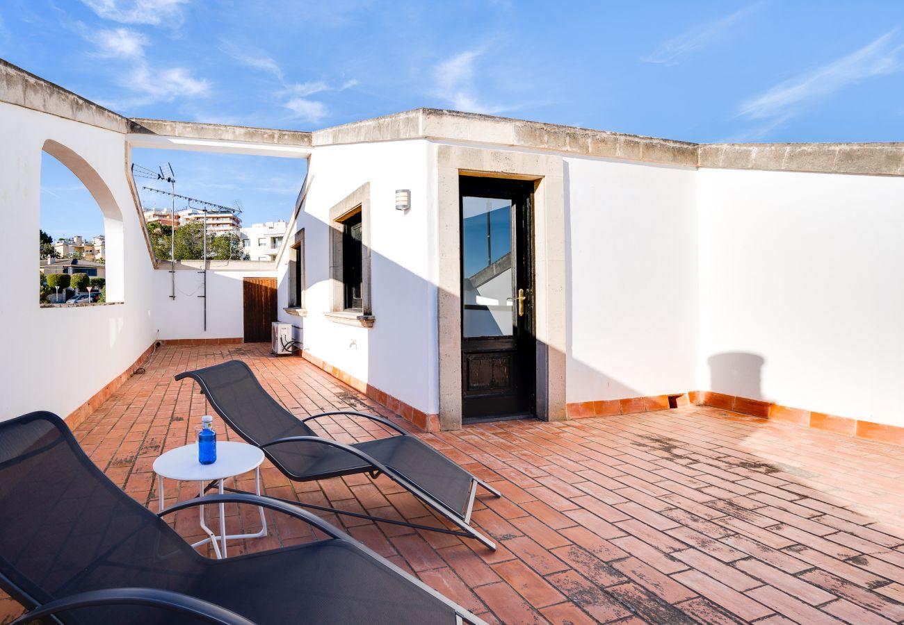 Villa en Palma de Mallorca - Villa para 10 personas en Palma de Mallorca