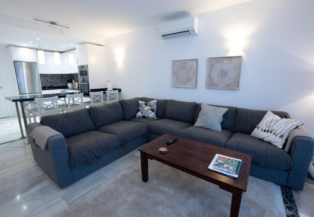 Casa en Nerja - Casa para 6 personas a2 kmde la playa
