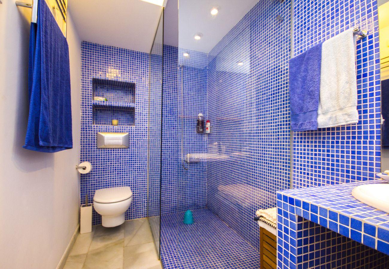 Apartamento en Nerja - Apartamento de 2 dormitorios a500 mde la playa