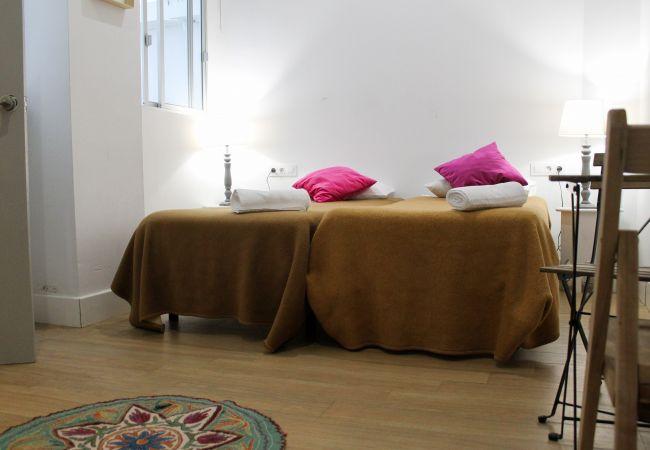Apartamento en Sevilla - A (S.S.SBEBD) Apto La Gitana Diabólica Sevilla