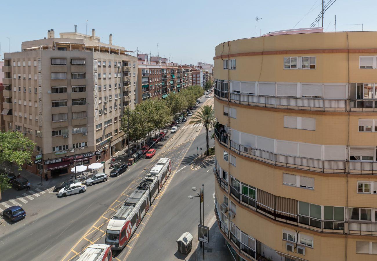Apartamento en Valencia - Travel Habitat Jardines de Viveros