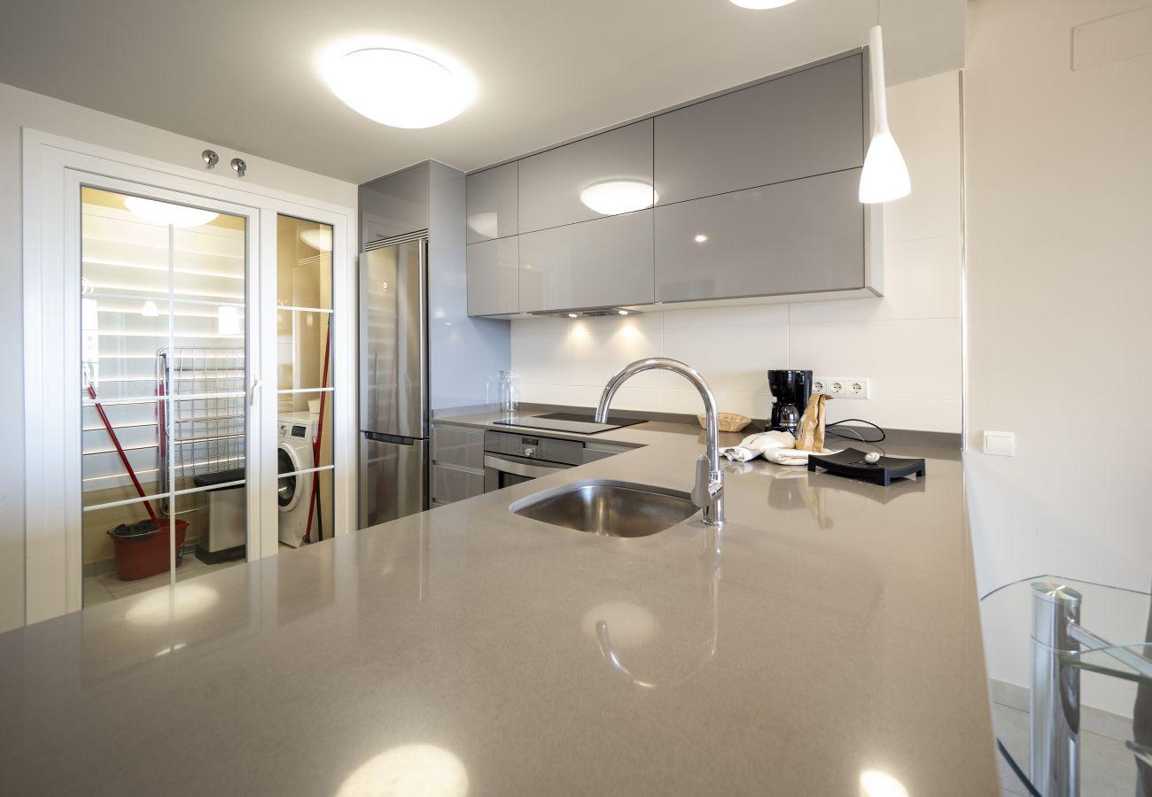 Apartamento en Isla Canela - Apartamento de 2 dormitorios a200 mde la playa
