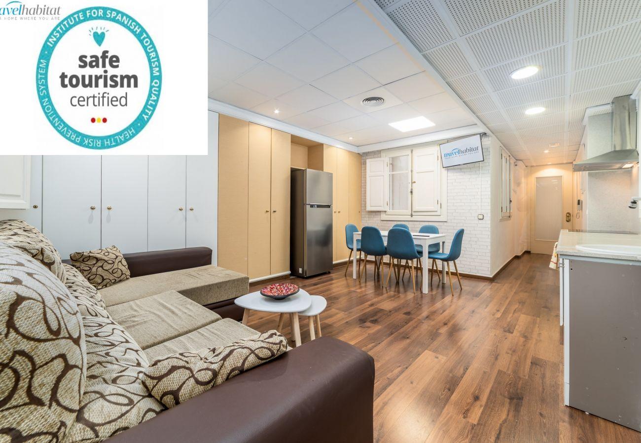 Apartamento en Valencia - Travel Habitat San Vicente