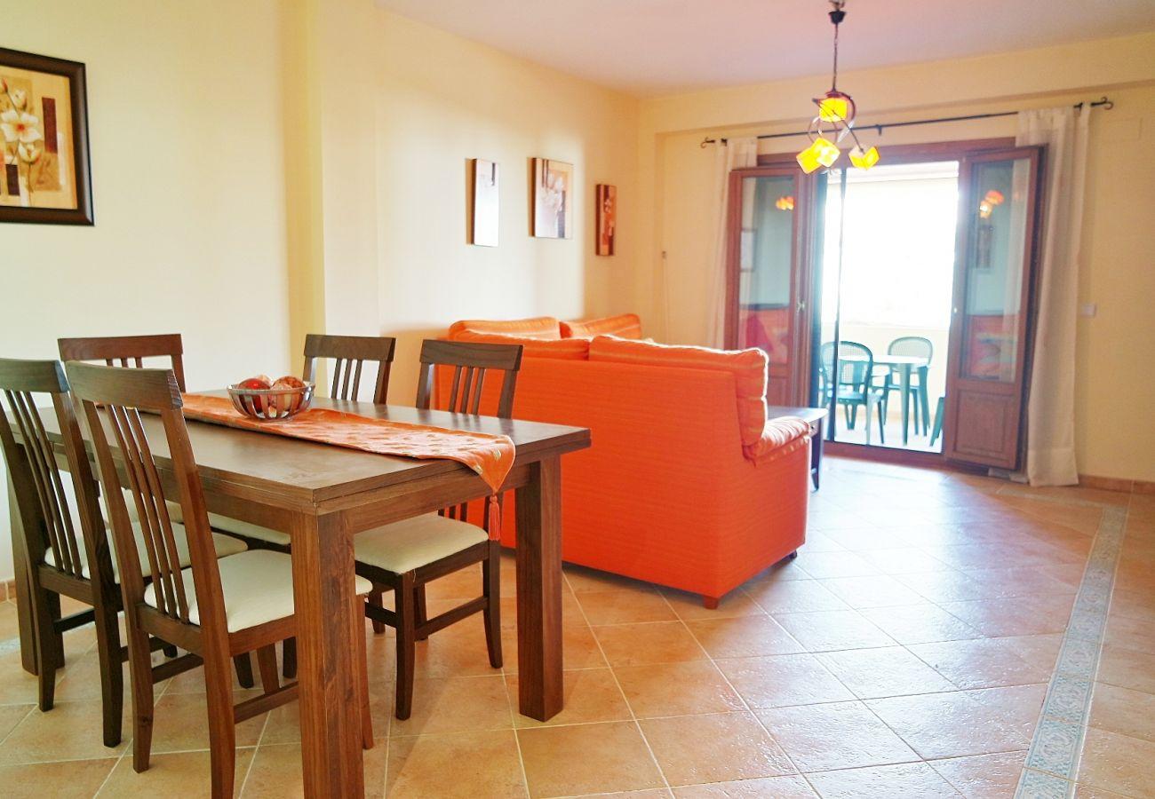 Apartamento en Ayamonte - Apartamento con piscina en Ayamonte